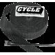 Banda izolare termica Cycle evacuare negru 51mm x 7,6m